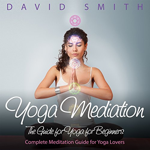 Yoga Mediation audiobook cover art