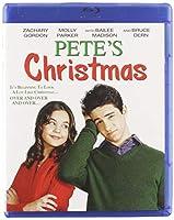 Pete's Christmas Blu-ray DVD + VUDU Digital Copy (2013) Zachary Gordon, Molly Parker, Bailee Madison, Bruce Dern