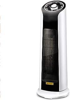 Radiador eléctrico MAHZONG Calentador de Ventilador de Torre Vertical Oficina de Ahorro de energía Que sacude la Cabeza calentando -2000W