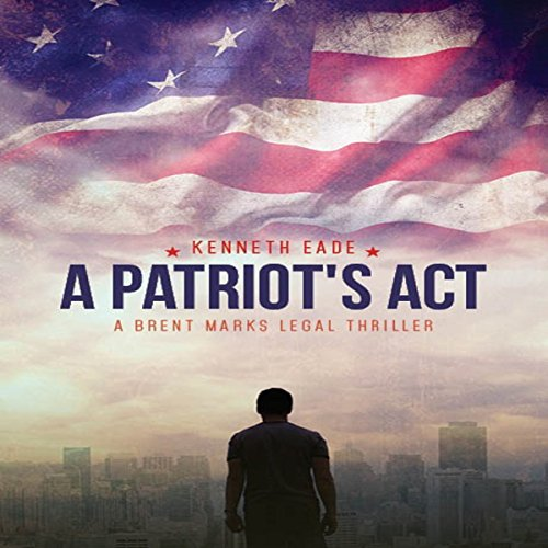 A Patriot's Act audiobook cover art