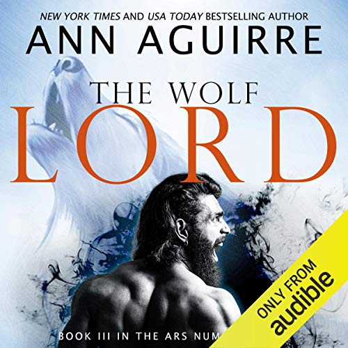 The Wolf Lord audiobook cover art