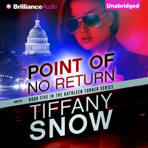 Point of No Return audiobook cover art