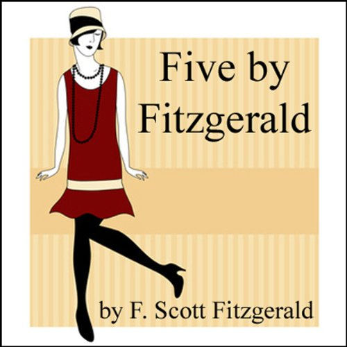 Five by Fitzgerald audiobook cover art
