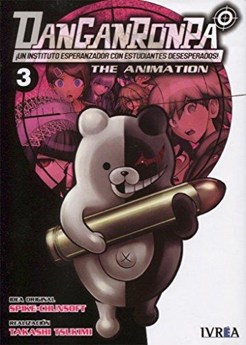 Danganronpa The Animation #3