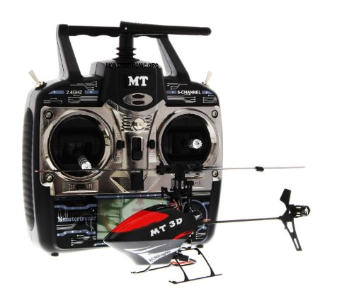 Monstertronic MT3DX Heli Micro 3D Helicopter FBL