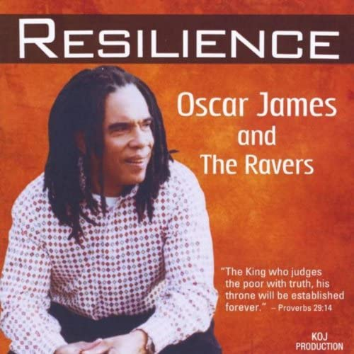 Oscar James and The Ravers
