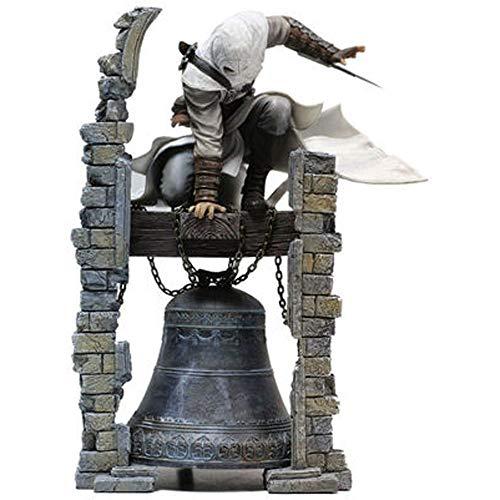 Lianlili Assassins Creed Animación Modelo, Modelo Estatua Artell, Escritorio Decoración, 28cm