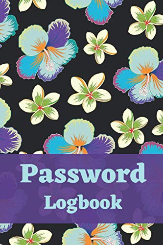 """password logbook: Internet address & password logbook, internet password logbook to keep all your password information together and secure,size 6"""" x ... men friends dad grandpa ma wife birthday"""
