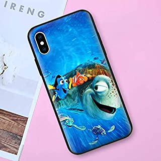 Inspired by finding nemo & dory Phone Case Compatible With Iphone 7 XR 6s Plus 6 X 8 9 Cases XS Max Clear Iphones Cases TPU Silicone - Underwear Lotzo - Imagenix Make - 33021894955