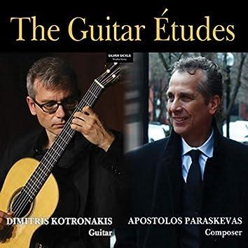 The Guitar Études