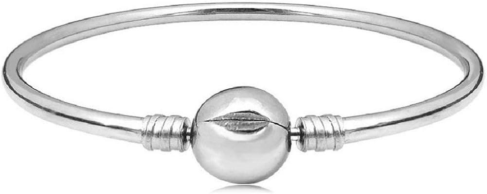 JMQJewelry Charm for Bangle Bracelet Women Men Girls Jewelry Suitable for 19-20cm (7.48-8.0in)