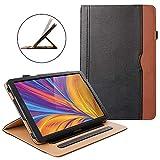 ZoneFoker Galaxy Tab A 10.1 inch 2019 Tablet Leather Case, 360...