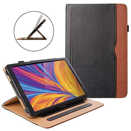 ZoneFoker Galaxy Tab A 10.1 inch 2019 Tablet Leather Case, 360...