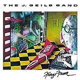 Mint 24'x24' Poster Rare The J. Geils Band: Freeze Frame New Album Cover