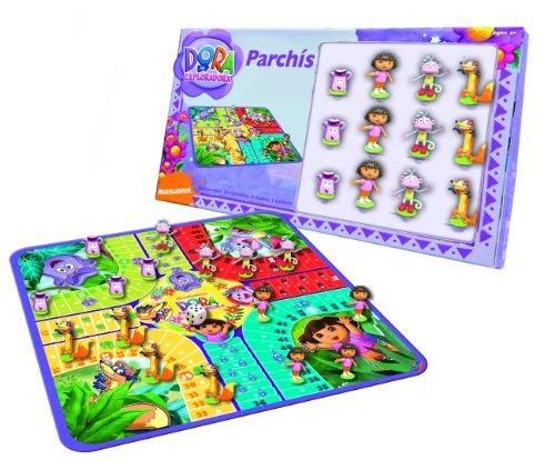 Dora la Exploradora - Parchís (United Labels 808136)