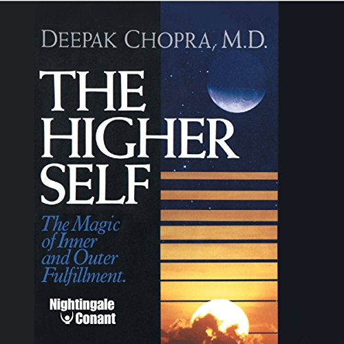 The Higher Self audiobook cover art