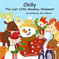 Chilly: The Lost Little Snowboy Ornament