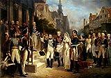 Kunstdruck/Poster: Nicolas-Louis-François Gosse Napoleon