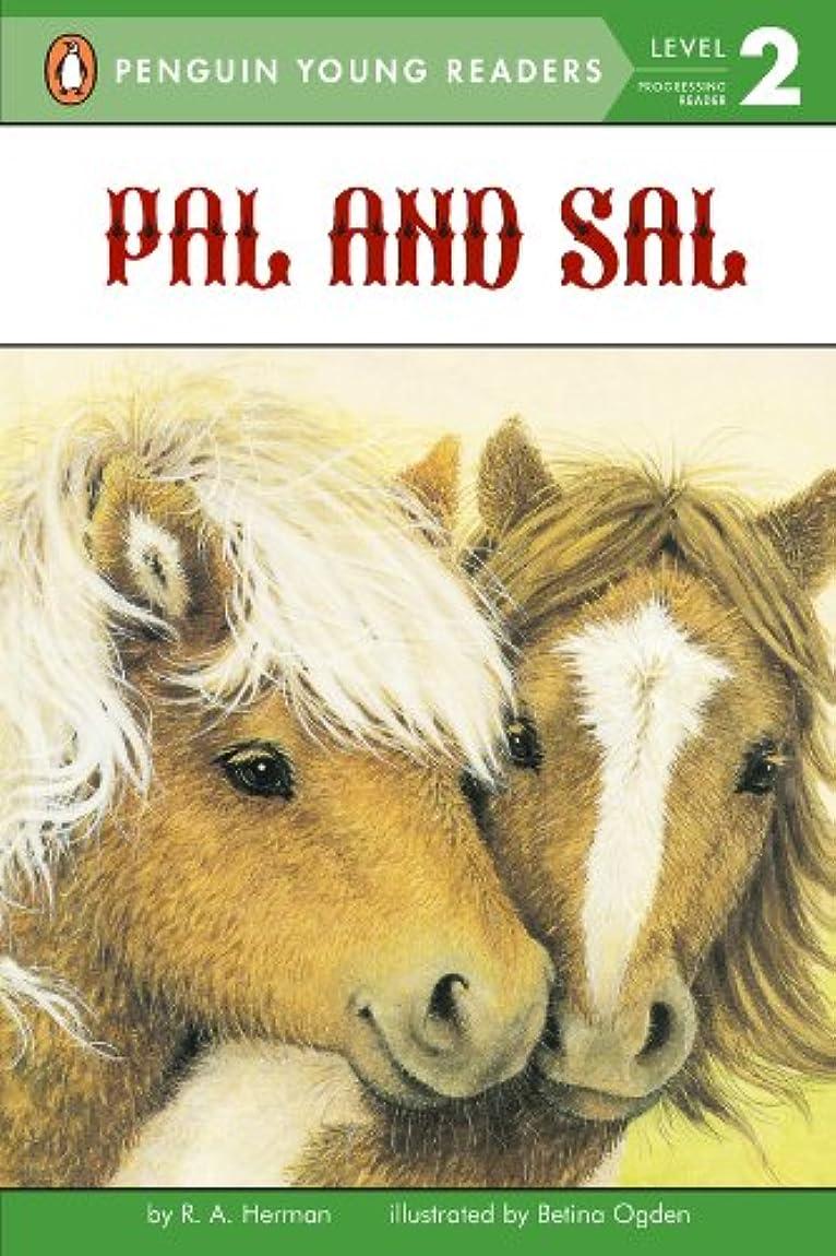 スツール漫画鉱夫Pal and Sal (Penguin Young Readers, Level 2) (English Edition)