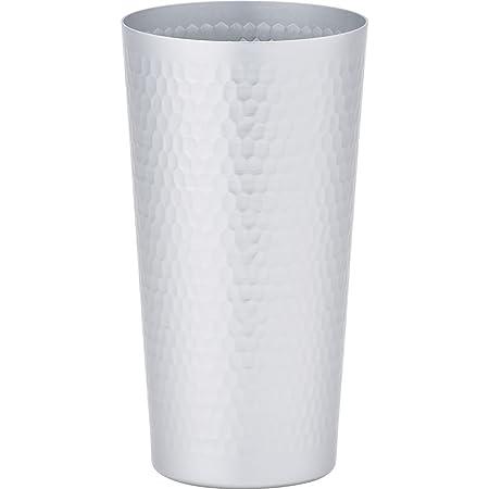 和平フレイズ アルミ タンブラー 500ml シルバー 居酒屋 レモンサワー 冷たい飲み物専用 ド・キーン RH-1310