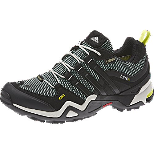 Adidas Outdoor Terrex Fast X GTX Wanderschuh für Damen, (Bahia Mint/Black/Bahia Glow-g97923), 39.5 EU