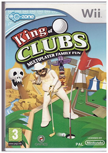 The King of Clubs (Wii) [import anglais]