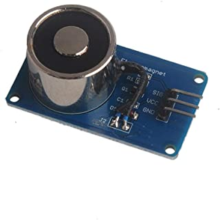 Electromagnet Sensor Electric Magnet Module Handheld Solenoid Sucker DC5V 10N for Arduino Geekstory
