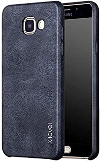 Samsung Galaxy A7 2017 Leather Back Cover Case