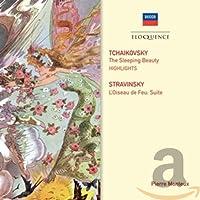 Tchaikovsky: Sleeping Beauty Stravinsky: Firebird: