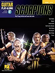 Scorpions Guitar Play-Along Songbook: Volume 174 (English Edition)