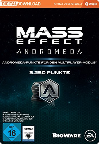 Mass Effect: Andromeda - 3250 Points [PC Code - Origin]