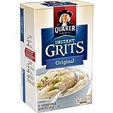 Quaker Original Instant Grits, 12 oz