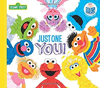 Just One You!  An Interactive Sesame Street Board Book About Your Special Child  the perfect gift of love for any occasion!   My First Big Storybook