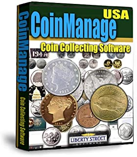 coin collection inventory software