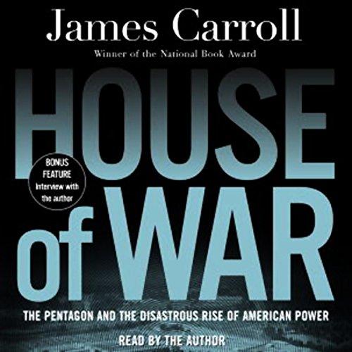 House of War audiobook cover art