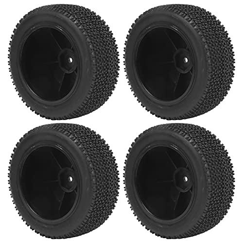 GUSTAR Neumático RC, Neumáticos para Modelo de Coche Práctico Duradero para Modelo de Coche