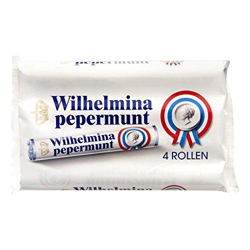 Fortuin Wilhelmina Pepermunt - Pfefferminze 4*49g