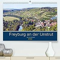 Freyburg an der Unstrut (Premium, hochwertiger DIN A2 Wandkalender 2022, Kunstdruck in Hochglanz): Die Jahn- und Sektstadt im Unstruttal. (Monatskalender, 14 Seiten )