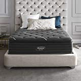 Beautyrest Black 16 Inch King C-Class Plush Pillow Top Premium Pocketed Coil Mattress with Cooling Technology