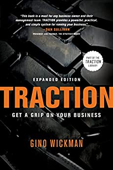 Traction: Get a Grip on Your Business by [Gino Wickman]