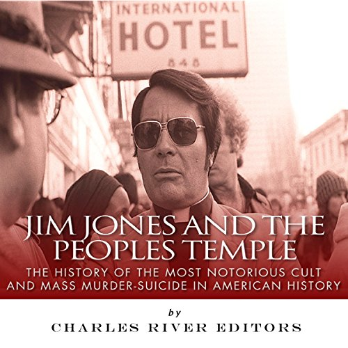 Jim Jones and the Peoples Temple cover art