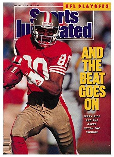 Sports Illustrated Magazine, January 15, 1990