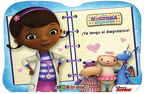 Mi pequeña biblioteca: Doctora Juguetes ¡ya tengo el diagnostico!