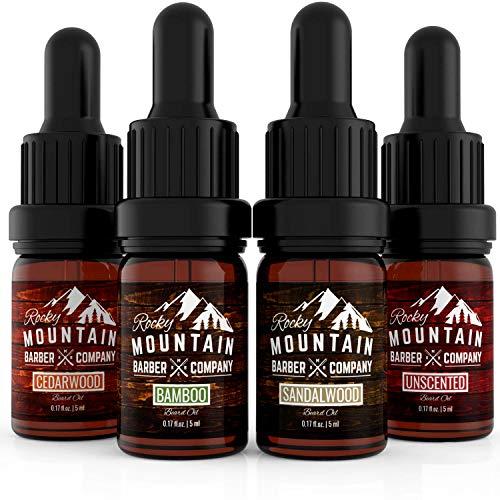 Beard Oil Sample Size Pack