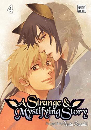 A Strange and Mystifying Story, Vol. 4 (Yaoi Manga) (English Edition)