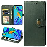 AILRINNI Leather Wallet Flip Case for Huawei Mate 30 Pro