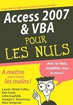 ACCESS 2007 VBA MEGAPOCHE de LAURIE ULRICH FULLER