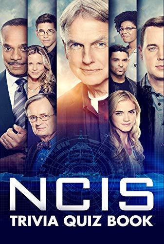 NCIS: Trivia Quiz Book (English Edition)