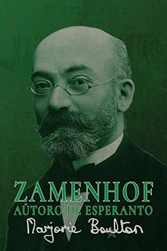 Zamenhof, autoro de Esperanto (Esperanto Edition) (Paperback)
