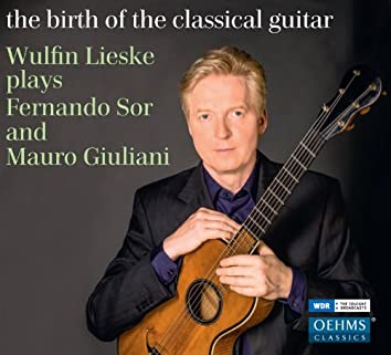 The Birth of the Classical Guitar
